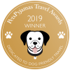 Pets Pyjamas 2017 Travel Award Winner